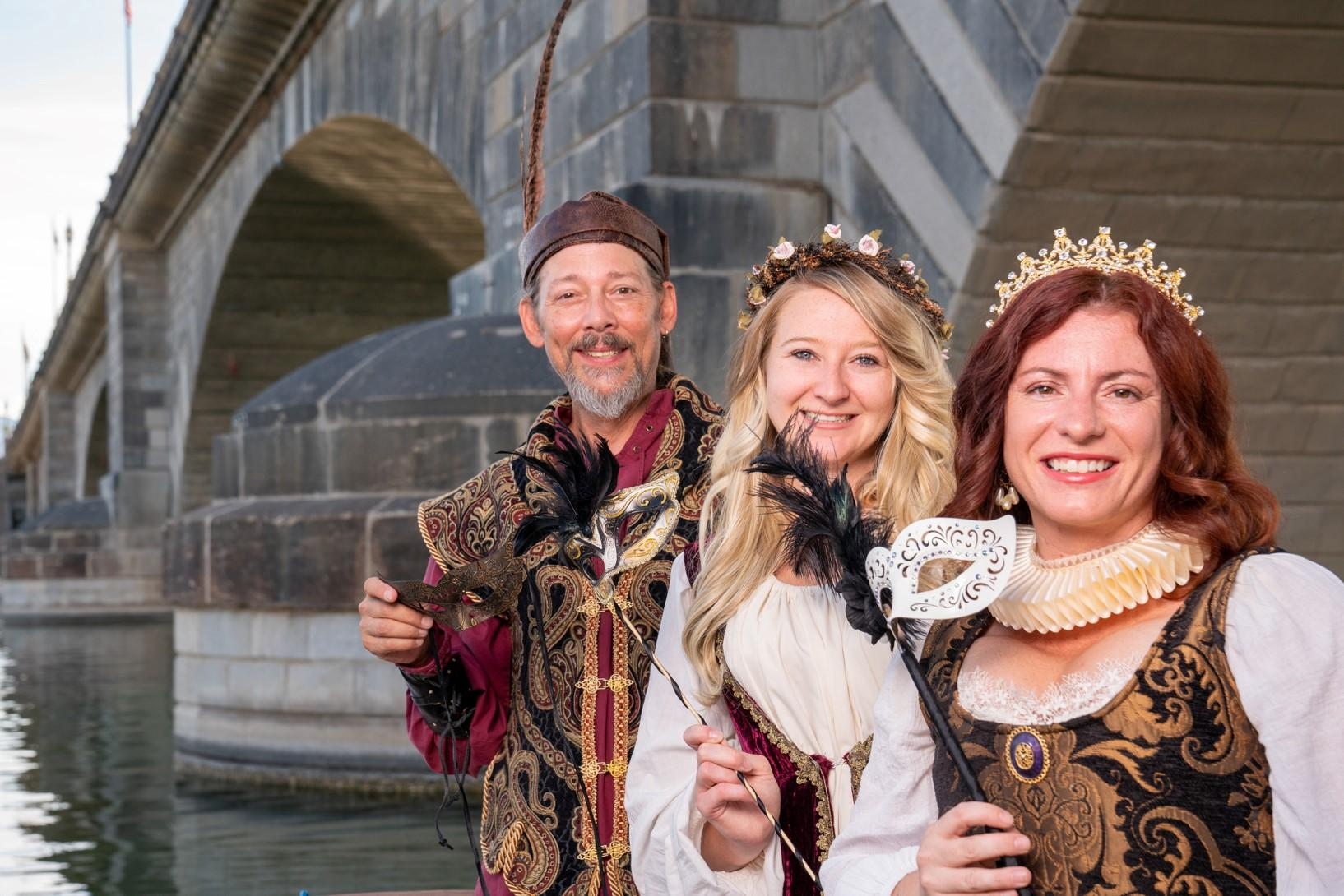 London Bridge Renaissance Faire Joust Lake Havasu City