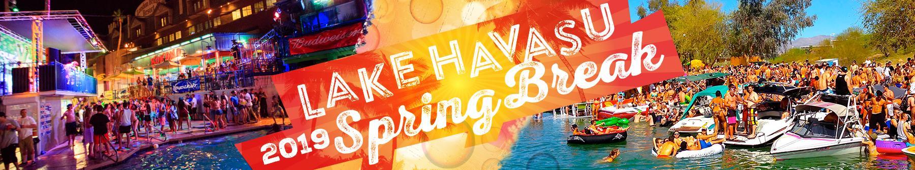Lake Havasu Spring Break >> Spring Break Lake Havasu City