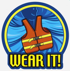 Don't Confuse a PFD with a PDF  Wear a Life Jacket  - Lake Havasu City