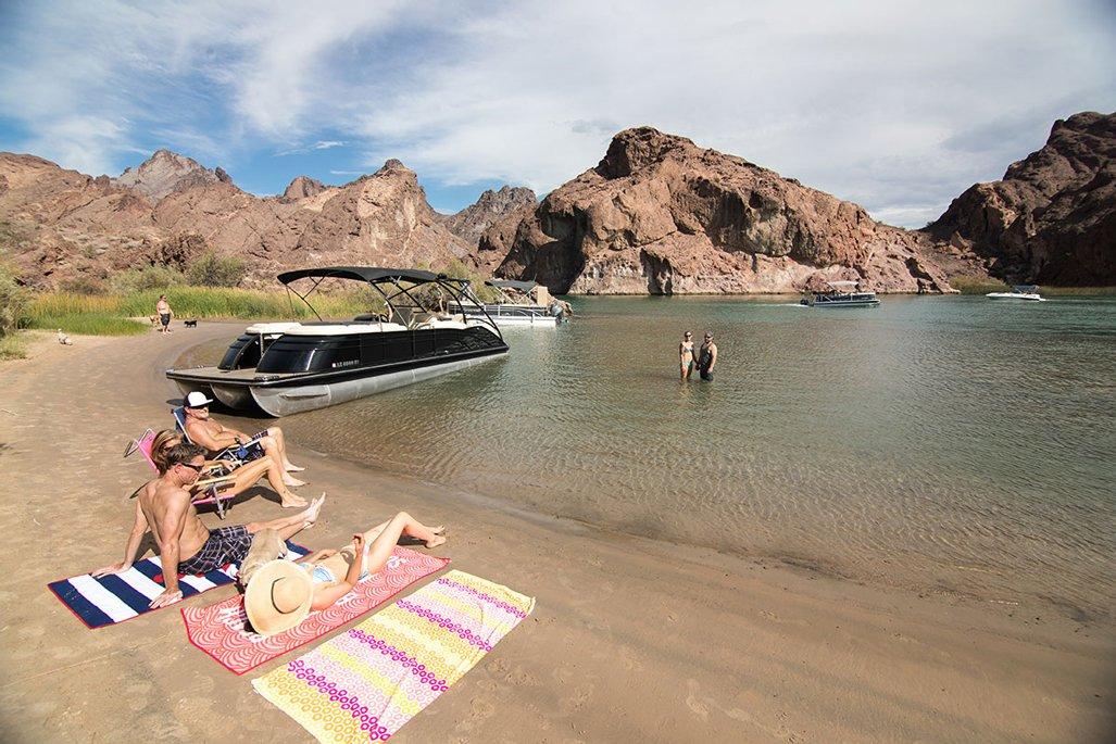 Boat-In Beaches & Campsites - Lake Havasu City on map of az casinos, map of az hospitals, alamo lake az rv parks, map of az cities, map of az camping, map of az airports,