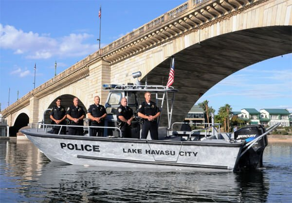 Arizona Boating Laws - Lake Havasu City