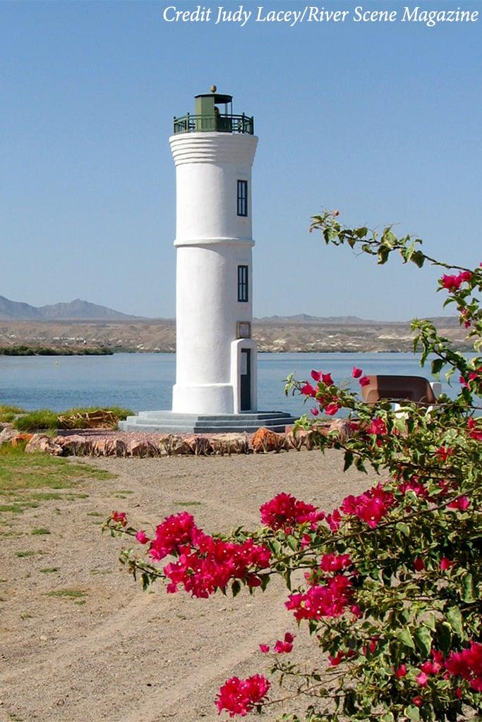 Lighthouses In Lake Havasu