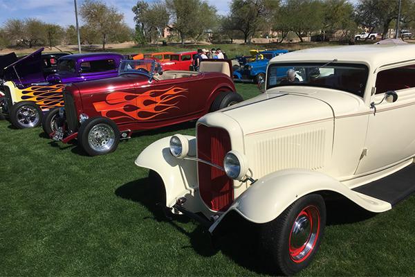 Havasu Deuces '32 Ford Show - Lake Havasu City
