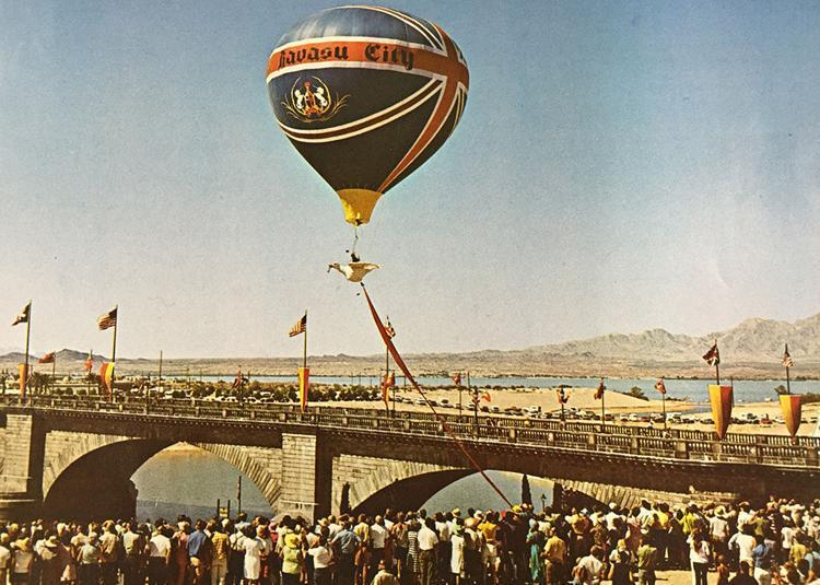 london bridge dedication 1971